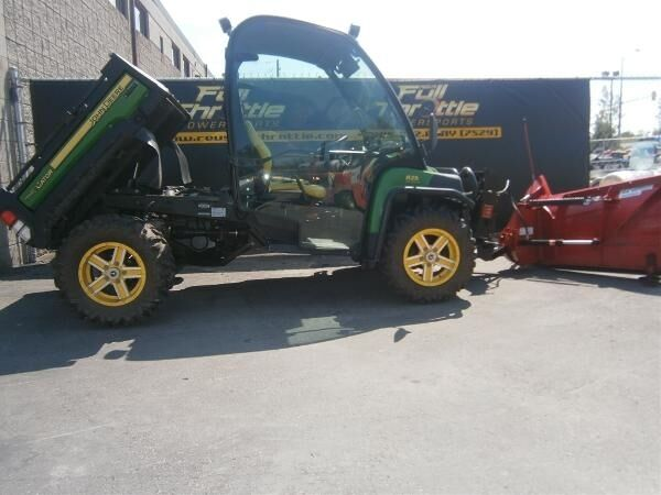 Used 2013 John Deere gator-xuv-825i-power-steering