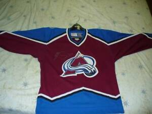 Signed Ryan O'Reilly Aves Rookie CCM Jersey