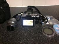 Olympus digital camera E-m10 markII