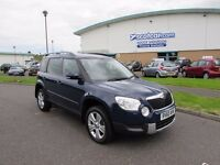 SKODA YETI 1.2 Petrol, Full Service History Was £7995 Now Only £ 7495