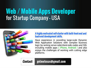 _Experienced web and mobile applications developer __ (