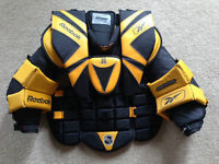 Reebok chest protector, Junior Large
