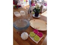 7 kitchen items £5 for all job lot collect Rodley