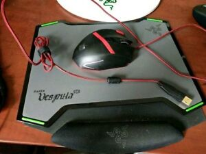 Gaming mouse and pad