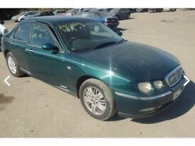 Rover 75 2.0 V6 Manual Gearbox (2000)