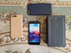 Excellent Condition IPhone 7 Plus 256gb boxed with all accessories
