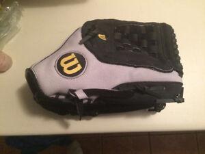 brand new ball gloves