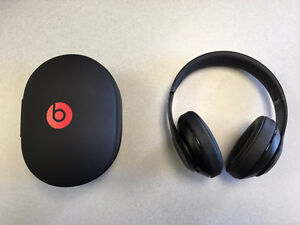 Beats Studio Wireless 2.0 Matte Black LE St. John's Newfoundland image 1