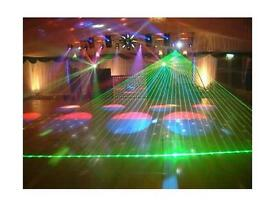 Dj / Disco Sound and Lighting Hire