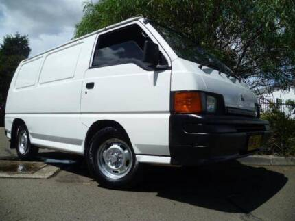 2007 Mitsubishi Express Woolloomooloo Inner Sydney Preview