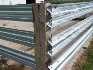 Wanted j bunk feeders and guard rail
