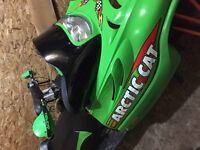 Arctic cat zr 800 amazing condition
