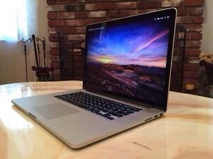 FULLY MAXED-OUT#MACBOOK PRO RETINA 512GB 16GB 3.7GHz# VIDEO CARD