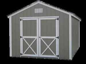 Mini Barn Constructed to Your Ideal Size