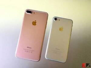BRAND NEW FACTORY UNLOCKED APPLE IPHONE 7 AND 7 PLUS South Gladstone Gladstone City Preview