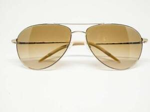 Oliver Peoples Aviator Sunglasses for Sale  (Benedict OV1002s)