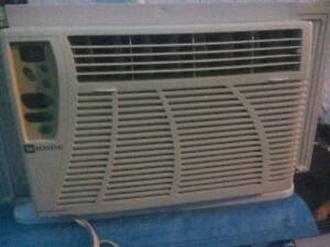 Nice window mounted Maytag Air Conditioner !