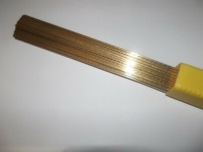 SIFBRONZE BRAZING RODS X 20 GENERAL PURPOSE JOINS COPPER STEEL STAINLESS BRASS ,