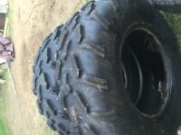 2. at26x8p12.  4 wheeler good tires