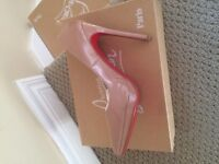 NUDE PIGALLE PLATO LOUBOUTIN size 36,37,38,39,40,41