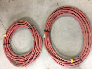 "Air hose 1/2 x 50'. 1/2"" npt ends London Ontario image 1"