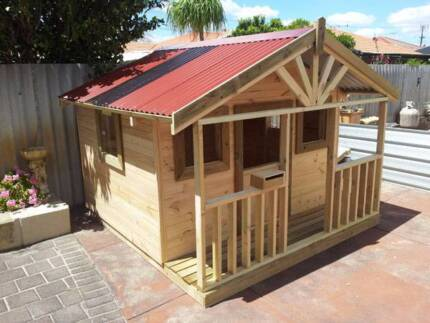 CUBBY HOUSE - BUILD YOURSELF AND SAVE $472
