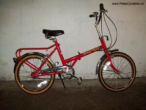Norco Folding Bike 3-Speed, Vintage, Ready-to-Ride