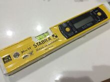 STABILA 30cm Electronic Spirit Level Series 80 A (SEALED) Brunswick East Moreland Area Preview