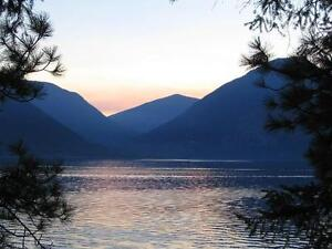 All-Season Kootenay Lake Vacation Home For Sale