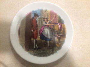 Wedgwood collector plates. Bone china. England.