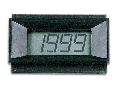 3-12 Digit Lcd Panel Meter  Pmlcd