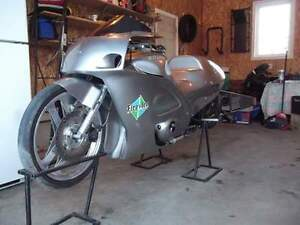Drag Bike....NOT Street Legal! Rolling Chassis only!