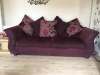2 Seater And 4 Seater Sofas