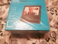 Brand new and Unopened Amazon Echo Show rrp £199