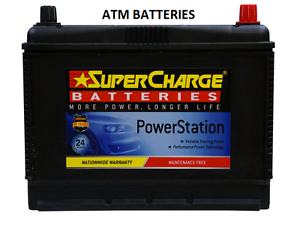 Supercharge Power Station N70ZZ 4x4 Battery Free Delivery Adelaide CBD Adelaide City Preview