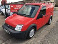 TRANSIT CONNECT 1.8 TDCI (2008) MOT 31/3/17, SERVICE HISTORY, REAR SEAT, WARRANTY £1895