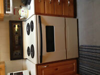 Kenmore Almond Stove/Oven