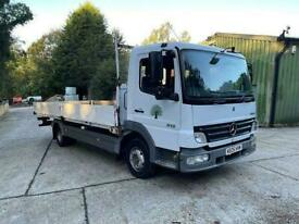 Mercedes Atego 815 Day Cab 20ft 5 Dropside Body