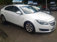Vauxhall Insignia 2.0CDTi Tech Line [Start Stop] (HALF LEATHER+SAT NAV)