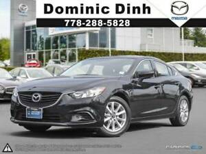 2016 Mazda 6 Mazda6 Sedan 2.5L GS $0DOWN,TAX-IN $92/WEEK