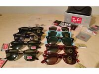 Ray-Ban Sunglasses Rayban aviators wayfarers and clubmasters - ONLY £15