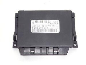 MERCEDES-BENZ S500 2000-2006 OEM PARKTRONIC ECM UNIT 0205455232