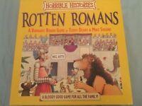 Horrible Histories Board game Rotten Romans