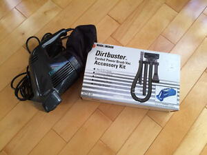 Black & Decker Dirbuster