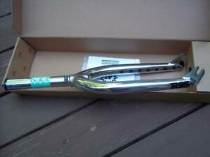 Odyssey R25 fork chrome excellent condition