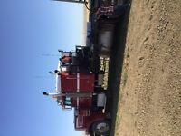 359 peterbuilt winch truck