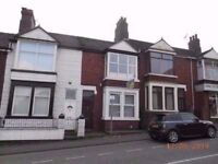 **LET BY** 1 BEDROOM GROUND FLOOR FLAT-SMALLTHORNE-LOW RENT- DSS ACCEPTED-NO DEPOSIT-