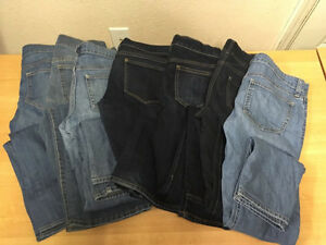 7 teen jeans size 2 old navy -$30