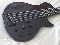 Bolin Steinberger 5 string bass **Very Rare**