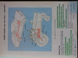 Lot#183- John Deere- Power Trains FOS 1969-79 How to Repairs Strathcona County Edmonton Area image 3